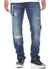Jeans - Cooper Rigid Denim Jeans