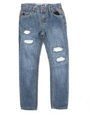 Jeans - RIP AND REPAIR JEANS (8-20)