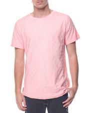 T-Shirts - Pastel Stitch Jacquard Tee