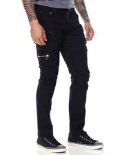 Jeans & Pants - Cargo Twill Moto Pant