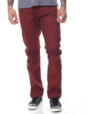 Jeans & Pants - Lawrence Moto Stretch Twill Pants