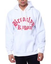 Hoodies - Brooklyn Kingpin Puff - Print Pullover Hoodie