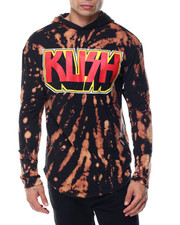 Buyers Picks - Kush Bleached Pullover Hoodie