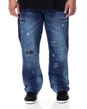 Akademiks - Driggs Rigid Denim Jeans (B&T)