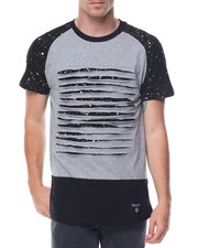 T-Shirts - Razor Slash Raglan Tee
