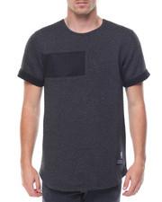T-Shirts - Cut & Sew Scallop Tee