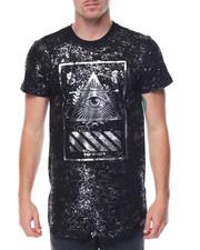 T-Shirts - Foil Print Eye of Providence Tee