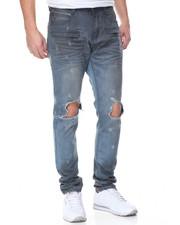 Men - Tropper Ripped Knee Vintage Jean
