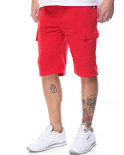 Akademiks - Gordon Fleece Cargo Short