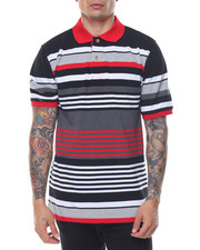 Shirts - Variegated Stripe S/S Polo