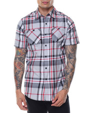Akademiks - Frank S/S Button-Down