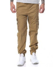 Basic Essentials - Cargo - Pocket Twill Joggers-2082707