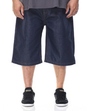 Basic Essentials - 5 - Pocket Raw Denim Shorts (B&T)