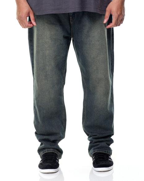 Basic Essentials - 5 - Pocket Stone Washed Denim Jeans (B&T)