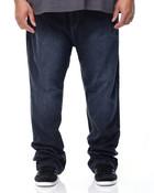 5 - Pocket Stone Washed Denim Jeans (B&T)