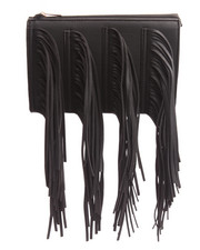 Bags - Fringed Out Crossbody Bag