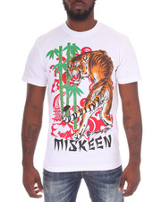 Miskeen - Roaring Tiger Graphic Tee