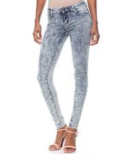 Jeans - Sandblasted Stretch Skinny Jean-2083263
