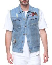 Outerwear - Denim Vest