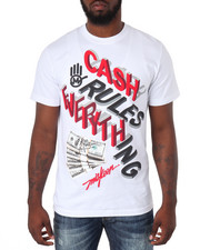 Miskeen - Cash Rules Everything Tee