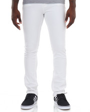Jeans & Pants - White - Out Slim Denim Jeans