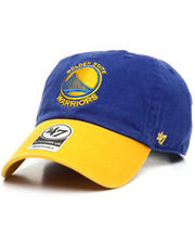 Men - Golden State Warriors Two Tone Clean Up 47 Strapback Cap