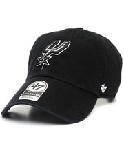 NBA, MLB, NFL Gear - San Antonio Spurs Clean Up 47 Strapback Cap