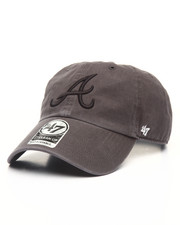 MLB Shop - Atlanta Braves Clean Up 47 Strapback Cap