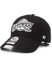 NBA Shop - Cleveland Cavaliers Black & White MVP 47 Strapback Cap
