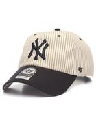 New York Yankees Home Run Two Tone Clean Up 47 Strapback Cap