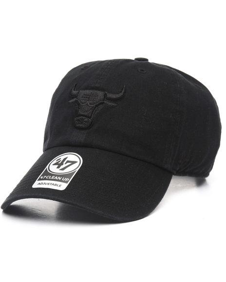 '47 - Chicago Bulls Clean Up Strapback Cap