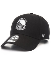 Men - Golden State Warriors Black & White MVP 47 Strapback Cap