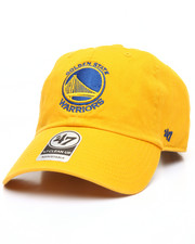NBA, MLB, NFL Gear - Golden State Warriors Clean Up 47 Strapback Cap