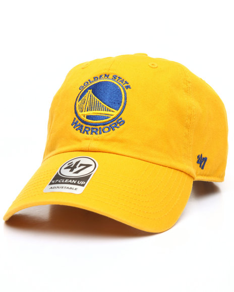 '47 - Golden State Warriors Clean Up 47 Strapback Cap