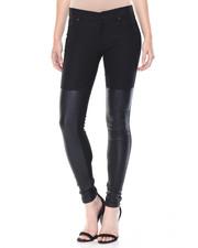 Women - Coated Leg Skinny Jean