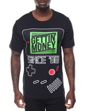 Men - Gettin Money S/S Tee