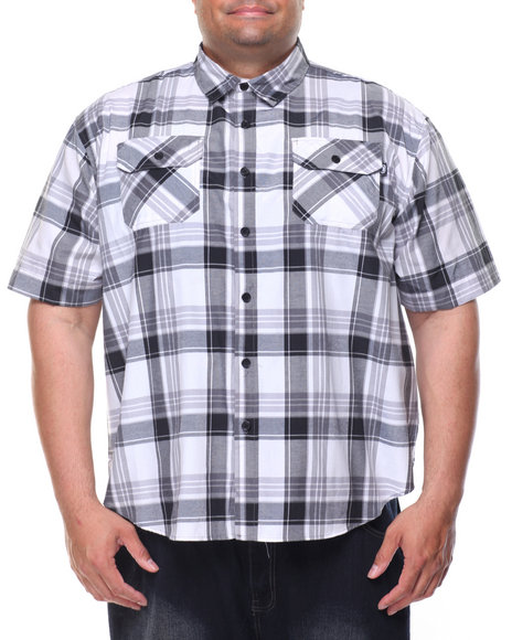 Ecko - Northern Lights S/S Button-Down (B&T)