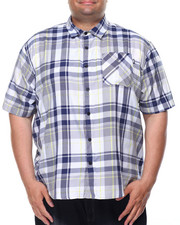 Men - North S/S Button-Down (B&T)