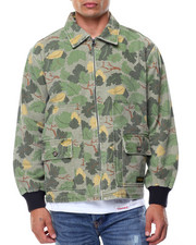Diamond Supply Co - Pacific Tour Jacket