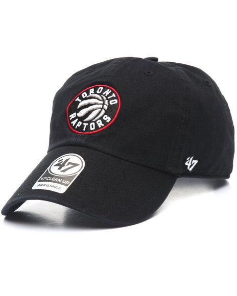 '47 - Toronto Raptors Clean Up 47 Strapback Cap
