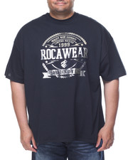 Rocawear - Limited Ed. S/S Tee (B&T)