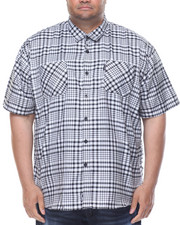 Rocawear - Machado S/S Button-down (B&T)