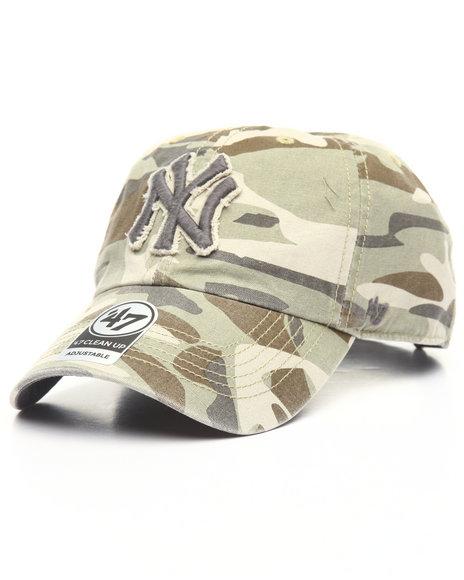 '47 - New York Yankees Tarpoon Clean Up 47 Strapback Cap