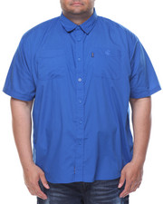 Rocawear - Passport S/S Button-down (B&T)