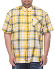 Rocawear - Mambo S/S Button-down (B&T)