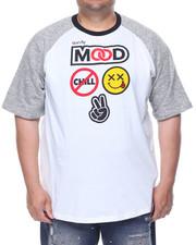 Men - Current Mood Tee (B&T)