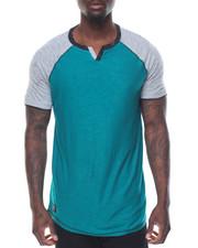 Shirts - Sport Notch S/S Raglan