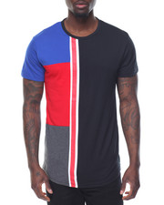 Basic Essentials - Mondrian - Style Color - Block S/S Tee-2085424