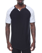 Men - Sport Notch S/S Raglan