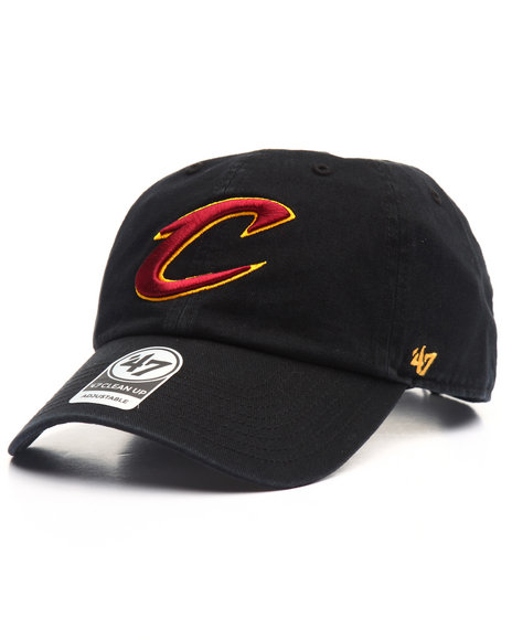 '47 - Cleveland Cavaliers Clean Up 47 Strapback Cap